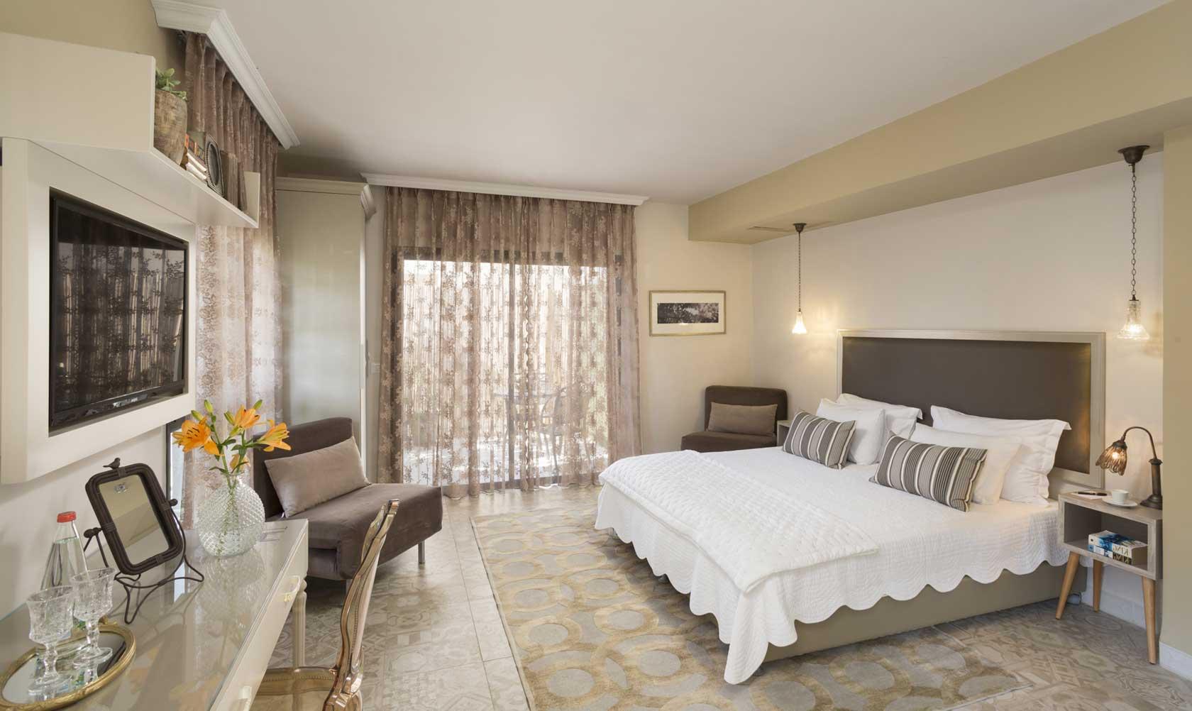 Shtarkman Erna Hotel Nahariya Garden Suite