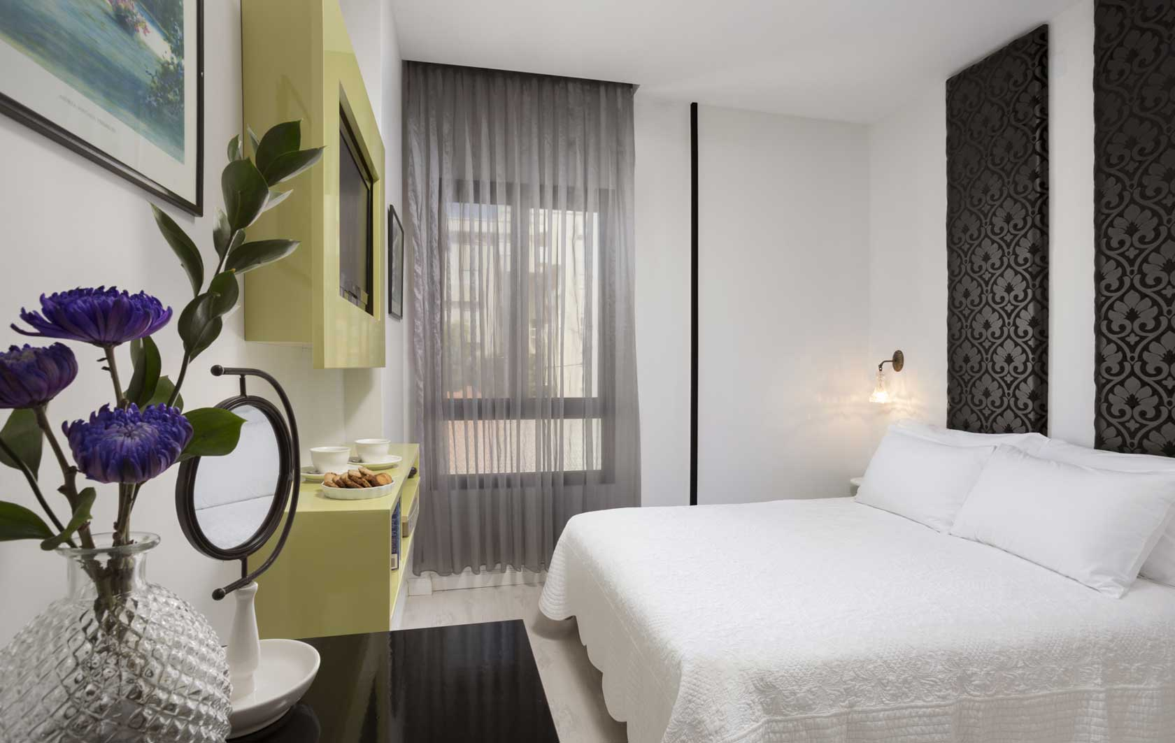 Starkman Erna Hotel Nahariya Solo Room