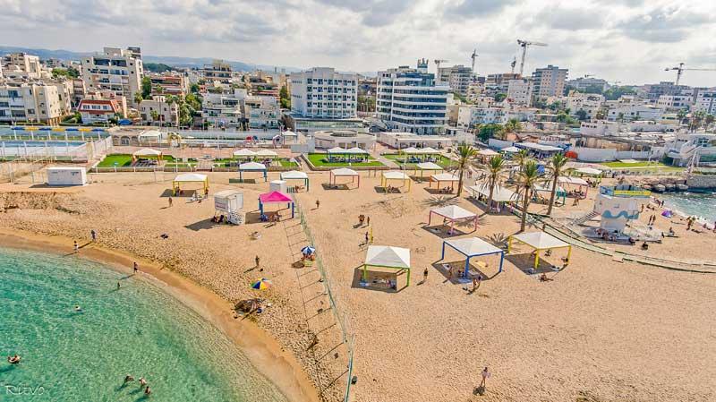 מלון שטרקמן ארנה נהריה חוף הים