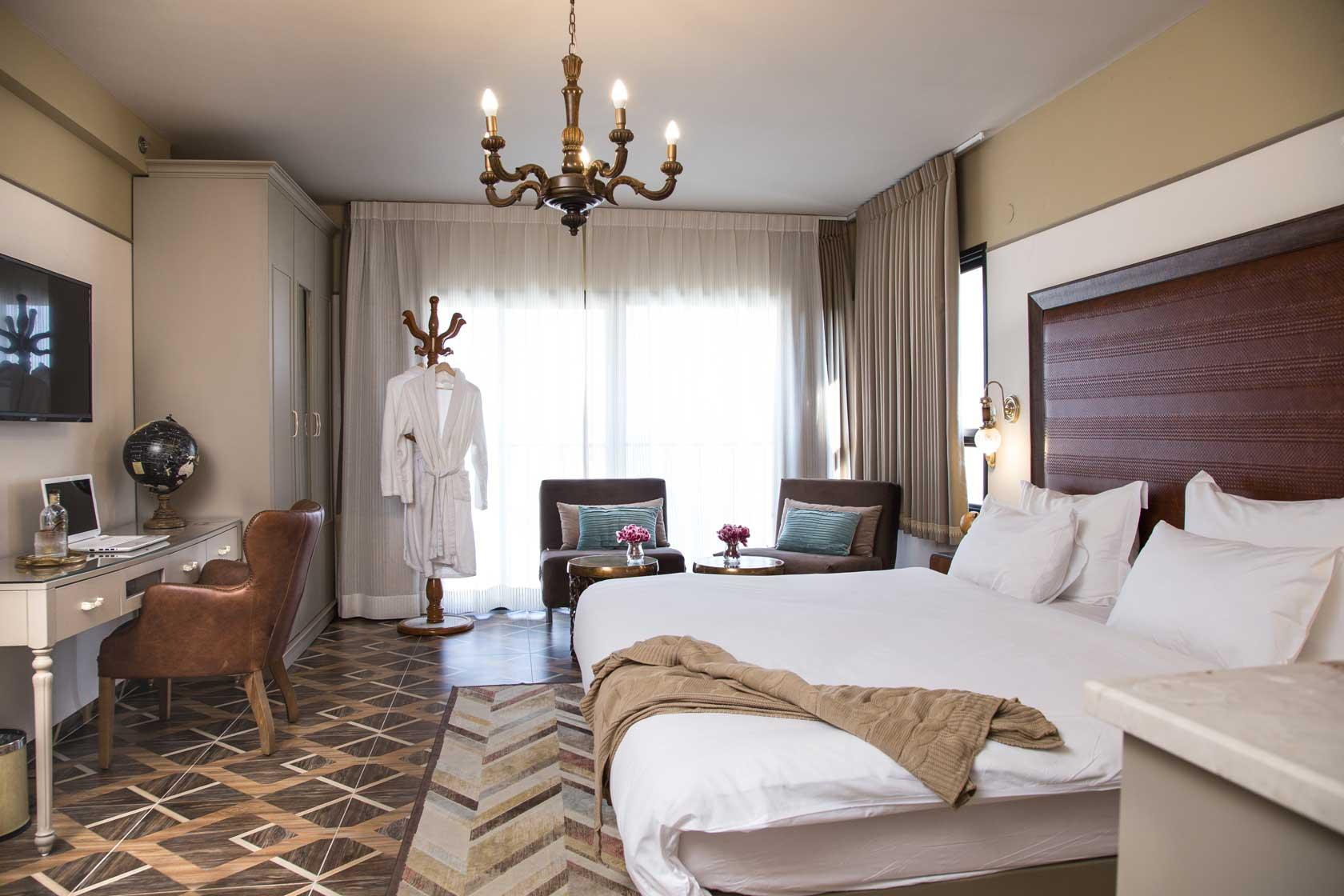 מלון שטרקמן ארנה נהריה סוויטה נשיאותית