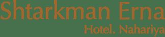 Hotel Shtarkman Arena Nahariya Sticky Logo Header