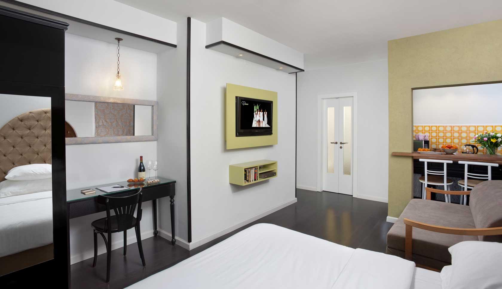 מלון שטרקמן ארנה נהריה חדר סופיריור